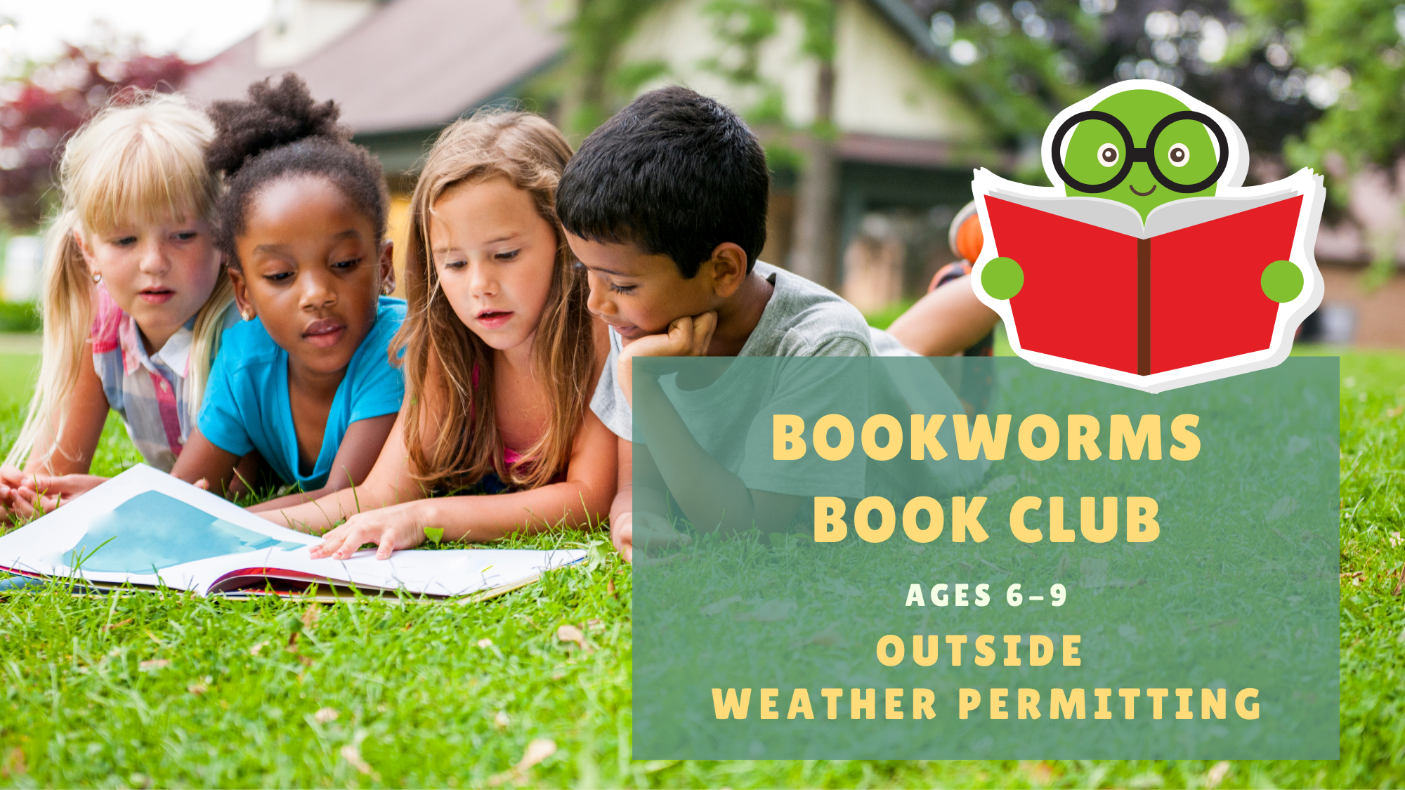 BookWorms Book Club for Kids