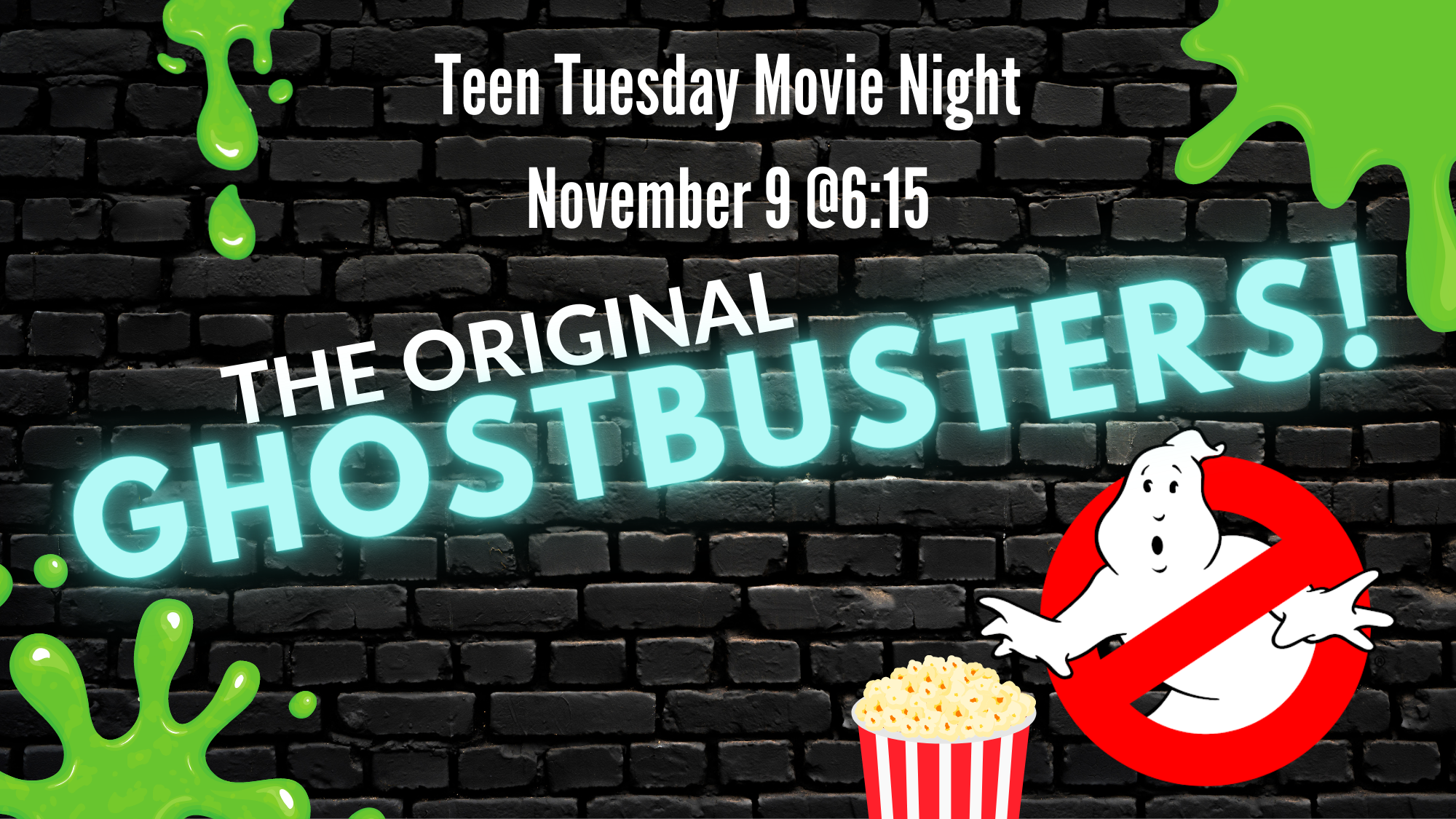 Teen Tuesday Movie Night