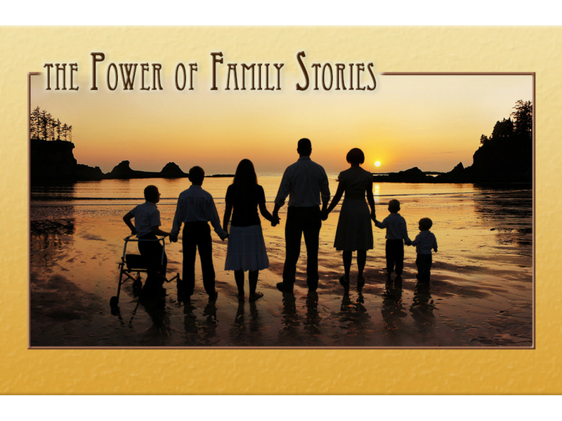 Family Stories Workshop