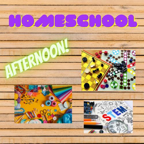 Homeschool Afternoon