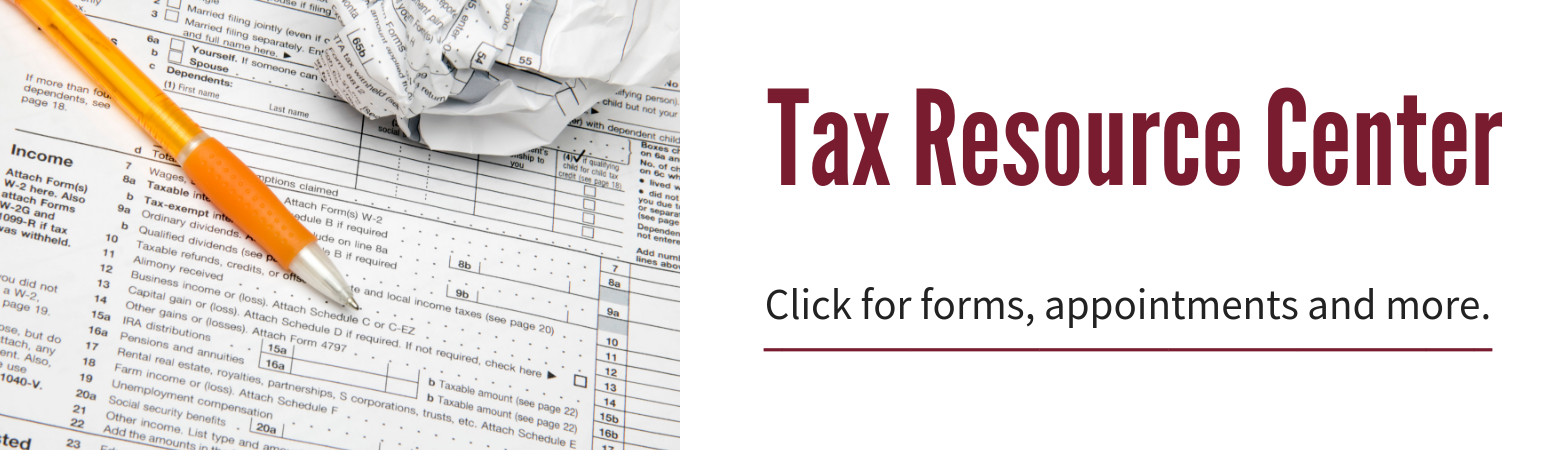 Tax Resource Center