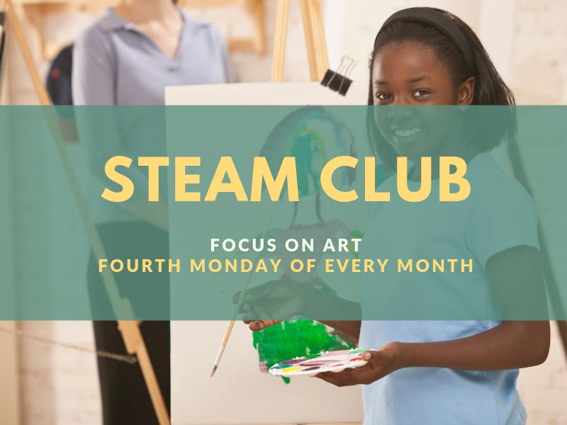STEAM Club Art