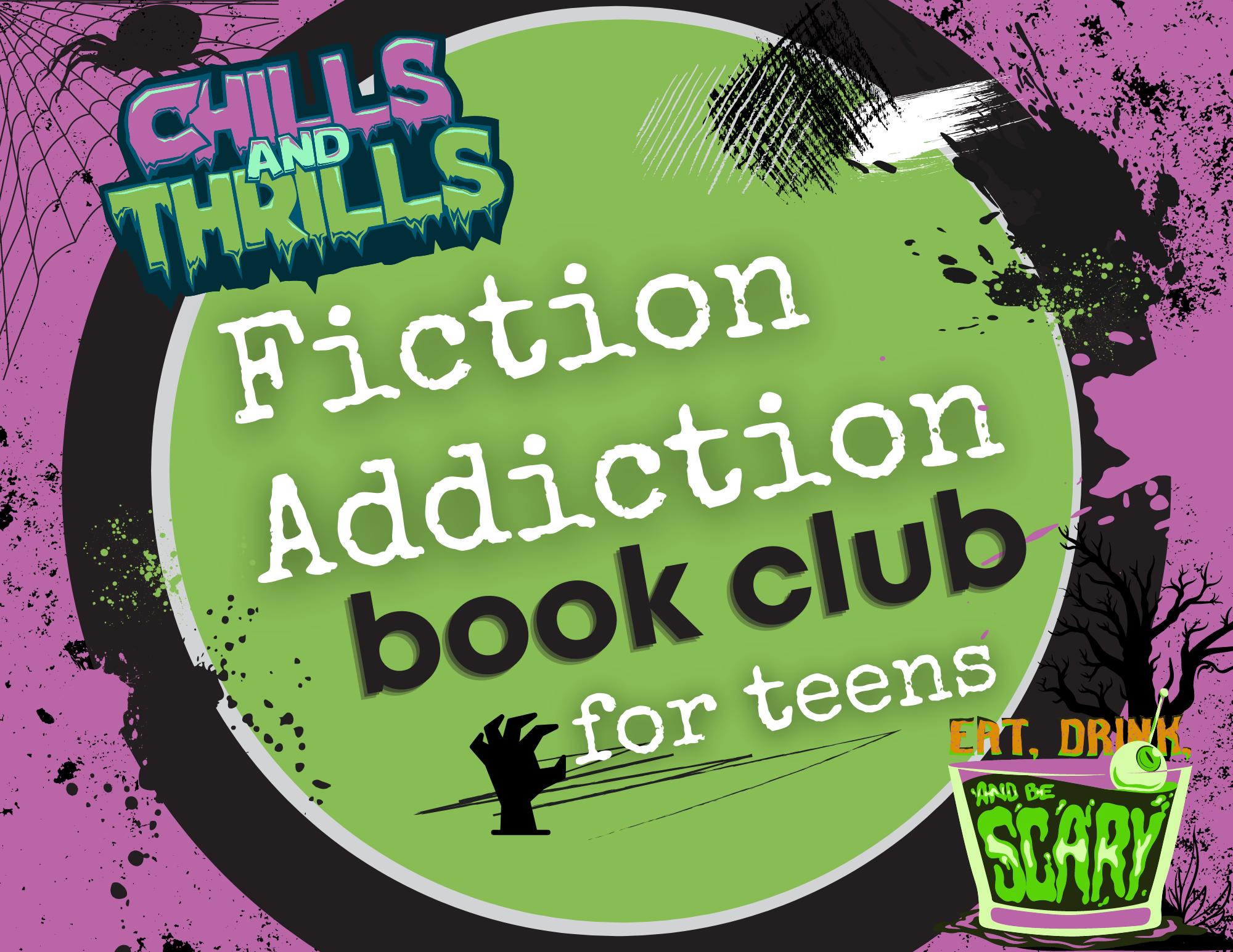 Teen Tuesday - Fiction Addiction